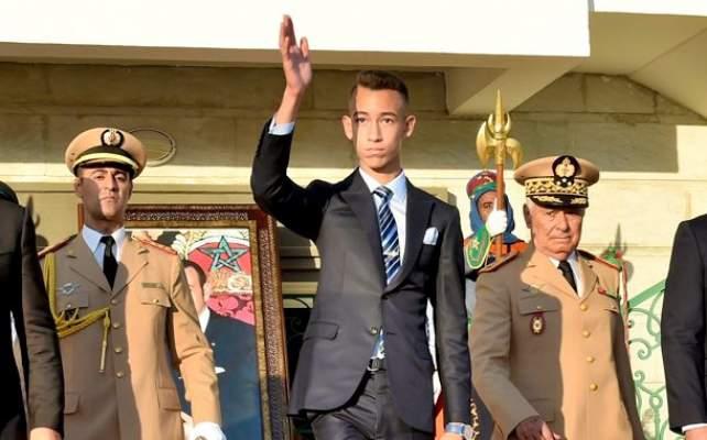 ولي العهد يمثل الملك في حفل إطلاق العمليات المينائية لميناء طنجة المتوسط
