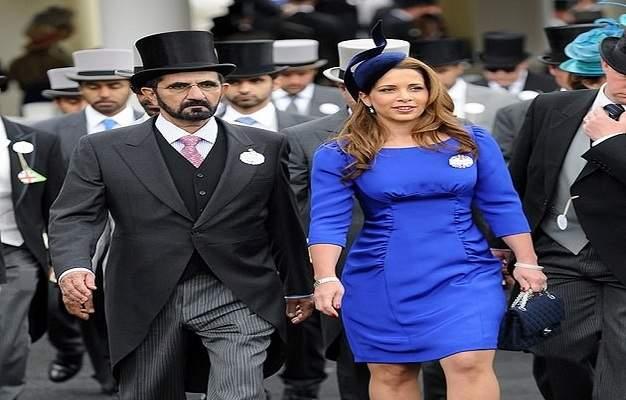 هروب زوجة حاكم دبي الأميرة هيا من الإمارات..إليكم التفاصيل!