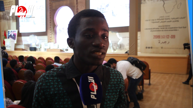 الطلبة الأفارقة يجتمعون لـ5 أيام في جامعة الشباب الإفريقي بوجدة