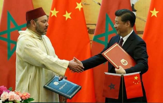 تطورات جديدة حول علاقات المغرب والصين
