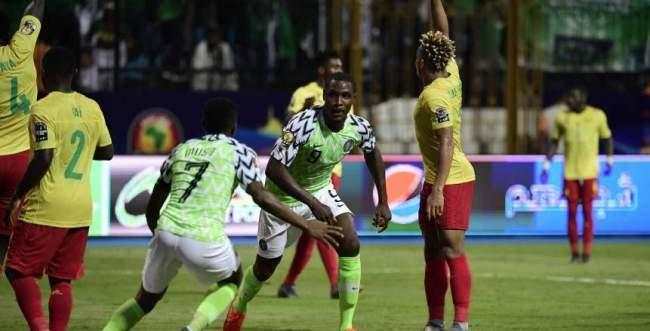"""نيجيريا تهزم جنوب أفريقيا في """"الكان 2019"""" وتتأهل لنصف النهائي"""
