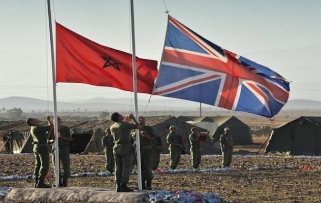 المغرب يلفت انتباه بريطانيا
