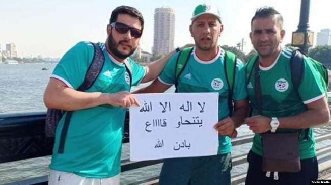 """""""يتنحّاو قاع"""" تقود جمهور المنتخب الجزائري إلى السجن"""