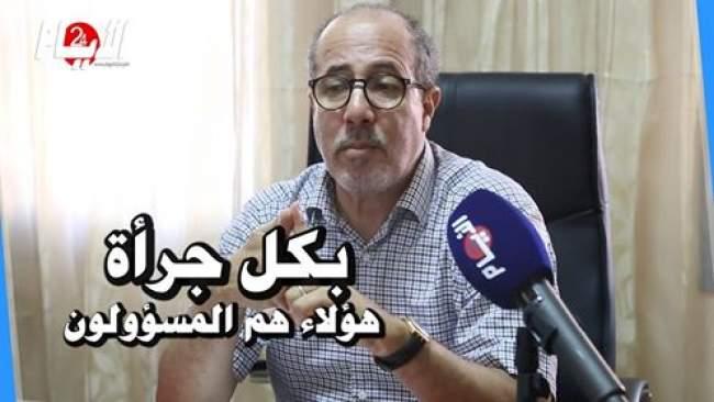 """بعد موت نزيل دار الخير تيط مليل قيل أنه كان يعالج بجافيل.. """"إبراهيم بيوض"""" يوضح"""