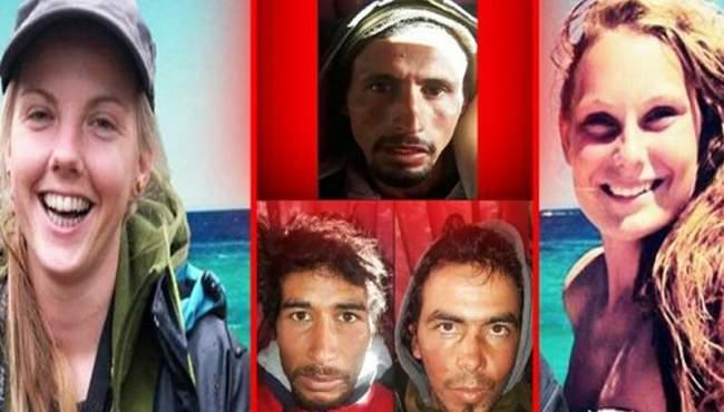 """قرار محكمة سلا بخصوص المتهمين في جريمة """"شمهروش"""" الإرهابية"""