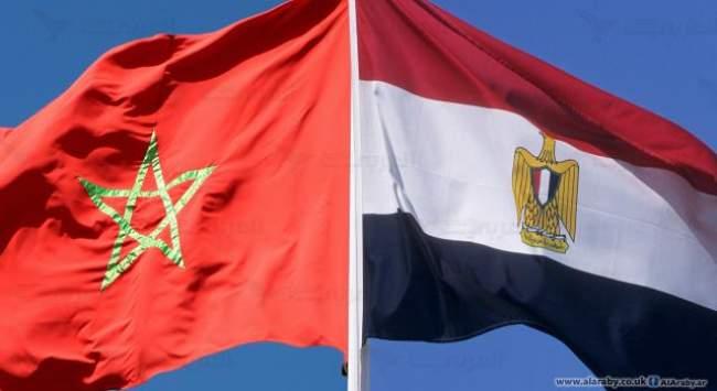 تفاصيل مستجد بخصوص علاقات المغرب ومصر