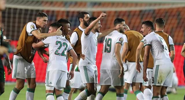 تحرك من الجيش الجزائري قبل نهائي كأس أمم أفريقيا