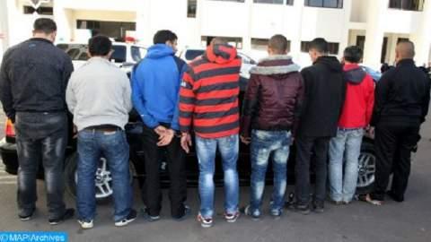 عصابة خطيرة تنشر الرعب في الطريق السيار بين الخميسات وتازة