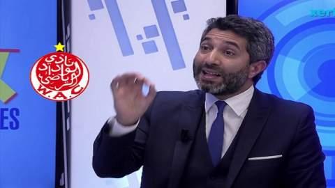 هل يدخل اللبناني جلال الأحدب التاريخ وينصف فريق الوداد بالطاس؟