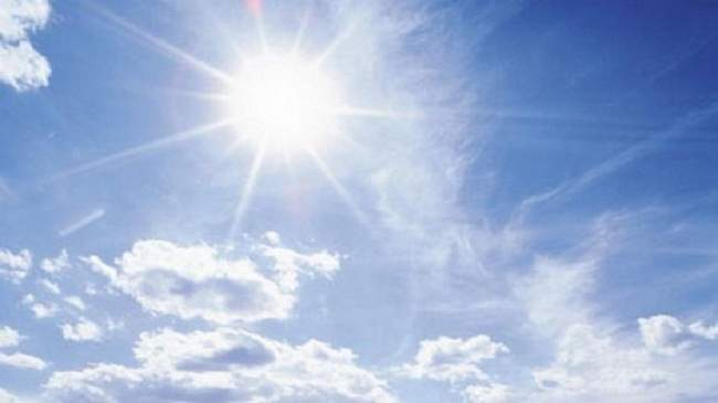 هذه توقعات الأرصاد الجوية لحالة الطقس اليوم الاربعاء