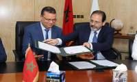 الدار البيضاء..توقيع شراكة بين المكتب الوطني للمطارات والأنابيك