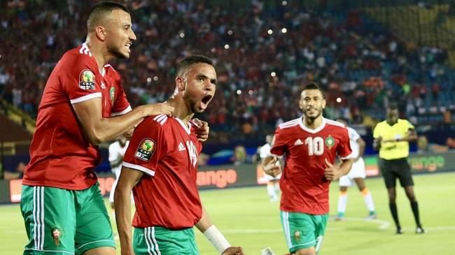"""المغرب يواجه هذه المنتخبات في إقصائيات """"كان 2021"""""""