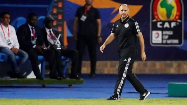 بلماضي والجزائر يدعوان نجم المنتخب المغربي لحضور نهائي الكان