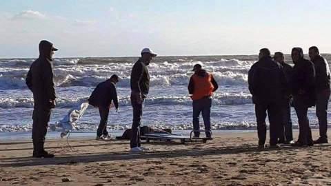 شواطئ المملكة تواصل حصد الأرواح .. مقتل شاب مجهول غرقا
