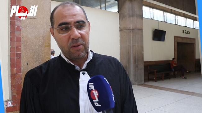"""المروري عن قضية بوعشرين: """"نتمنى أن تكون السرية مرتبطة فقط بعرض الفيديوهات"""""""