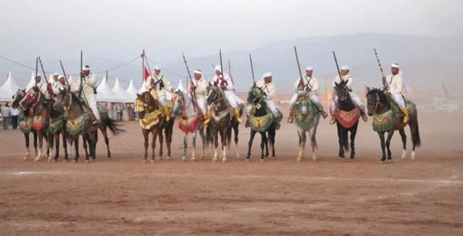 انطلاق مهرجان ''كايا '' بالصخيرات تمارة ''أرض الخيرات وملتقى الثقافات''