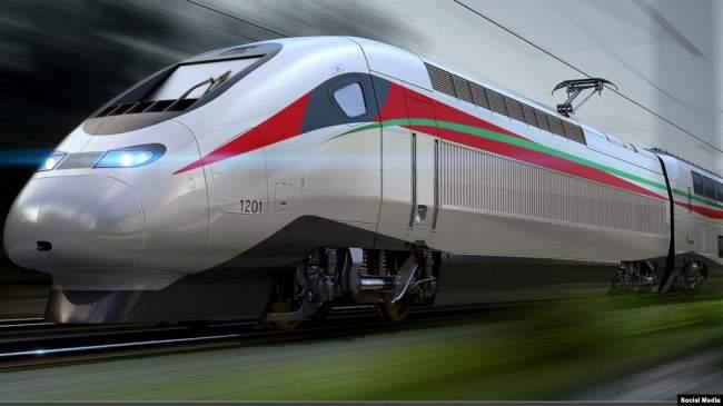 مجلة أمريكية : البراق ضمن لائحة أسرع القطارات في العالم