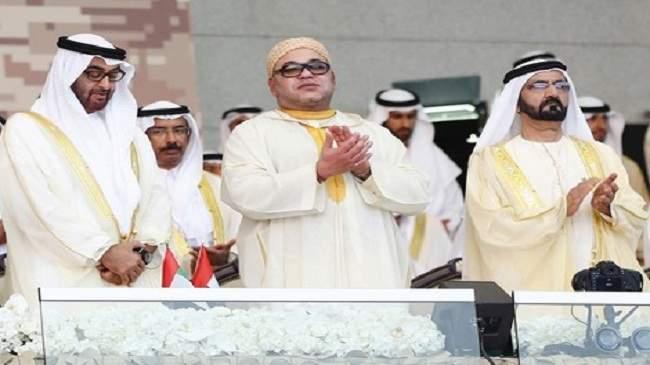 بعد الأزمة الصامتة.. هذه مضامين رسالة بن سلمان وبن زايد إلى الملك محمد السادس