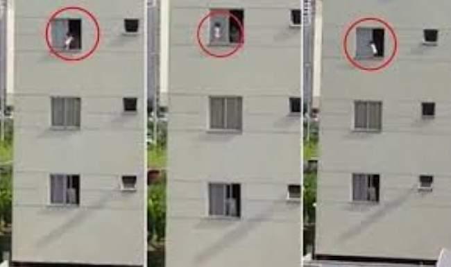 حادث غريب .. سقوط زوجين من الطابق التاسع اثناء ممارسة العلاقة الحميمية