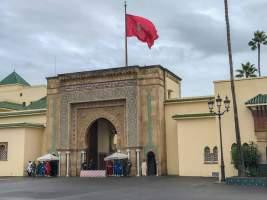 جزائريون في مناصب التشريفات الملكية