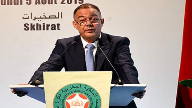قرار جديد من الجامعة يخص مدرب المنتخب المغربي