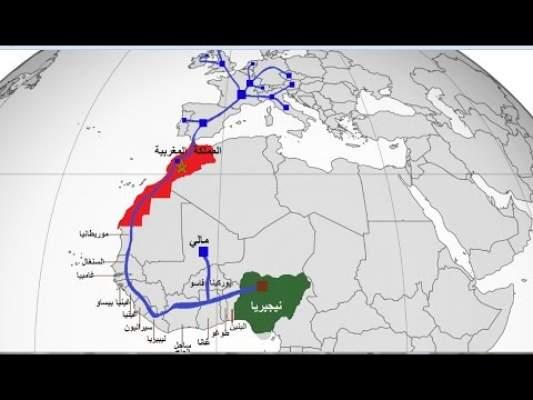 تطور هام في مشروع خط أنبوب الغاز نيجيريا-المغرب