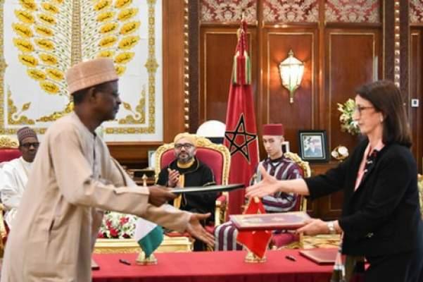 مشروع خط أنبوب الغاز بين نيجيريا والمغرب يدخل مرحلة حاسمة