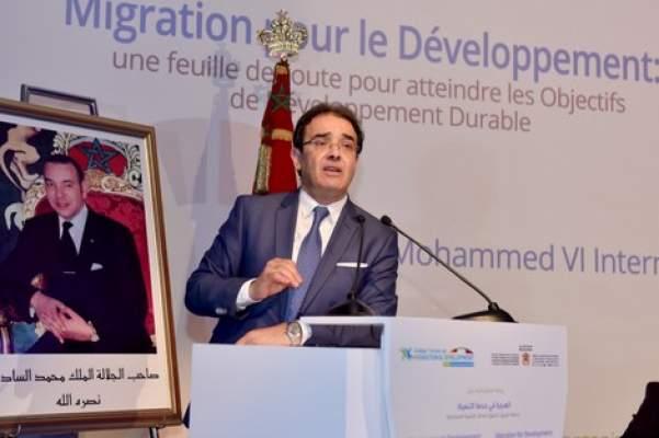 بنعتيق: إشراك الجالية المغربية في المسار التنموي الوطني رهان أساسي للسياسات العمومية