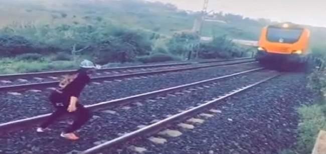 قطار يصدم شخصا صبيحة العيد بالناظور