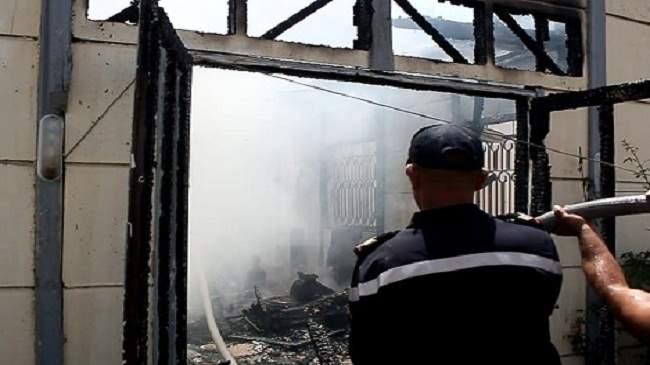 فرن للطهي يتسبب في اندلاع حريق مهول بفاس