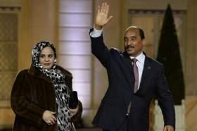 ولد عبد العزيز وزوجته المغربية يخلقان الحدث في وسط إسطنبول