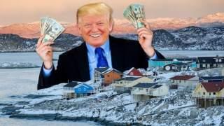 """""""وول ستريت"""": ترامب مهتم بشراء أكبر جزيرة في العالم"""