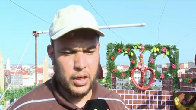 فيديو..شاب مغربي ينجح في إعادة تدوير العجلات حفاظا على البيئة