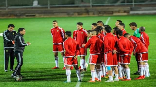 المنتخب المغربي يفوز على جنوب إفريقيا بالقلم في الألعاب الإفريقية