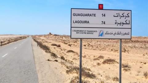 """البرلمان الإسباني يدخل على خط معبر """"الكركرات"""" بين المغرب وموريتانيا"""