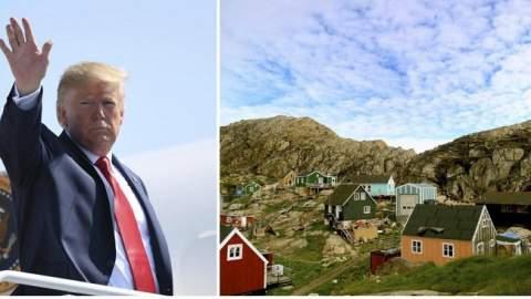 ترامب يصر على شراء أكبر جزيرة في العالم والدانمارك ترد بحزم