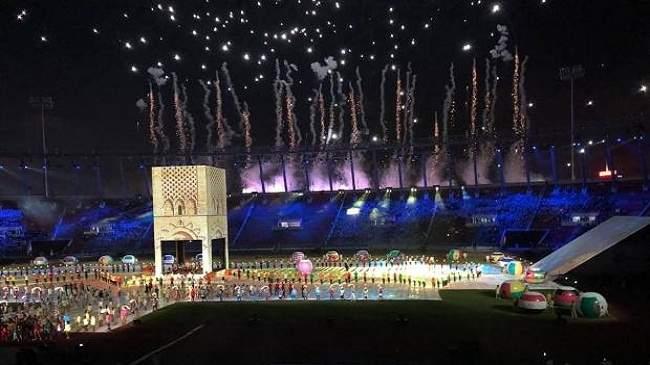 فيديو.. حفل افتتاح للألعاب الإفريقية بالرباط 2019