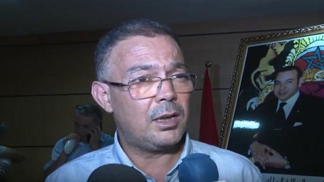 بالفيديو..أول تعليق لفوزي لقجع بعد التنحي من الرئاسة