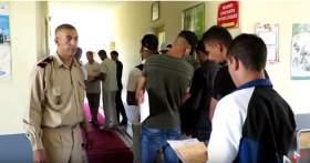 طريقة الفحص الطبي للمجندين في إطار الخدمة العسكرية بالمغرب