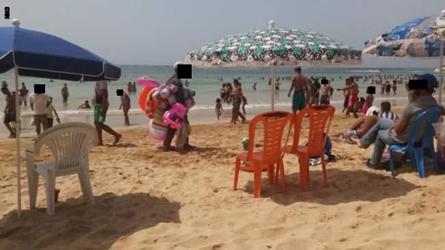 صادم..تفاصيل اعتقال أجنبي يصوّر الأطفال في شاطئ الرباط لأغراض جنسية