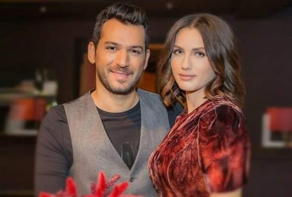 صور رومانسية بين المغربية ايمان باني وزوجها مراد يلدريم تشعل انستغرام (فيديو)