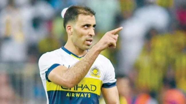 جماهير الكرة تدعم حمد الله بعد استبعاده من لائحة خليلوزيتش