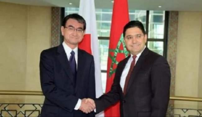 بوريطة يكشف تطور العلاقات بين المغرب واليابان