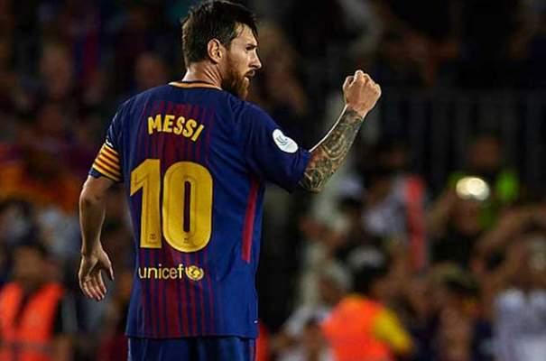 شرط غريب في عقد ميسي يسمح له بالرحيل عن برشلونة