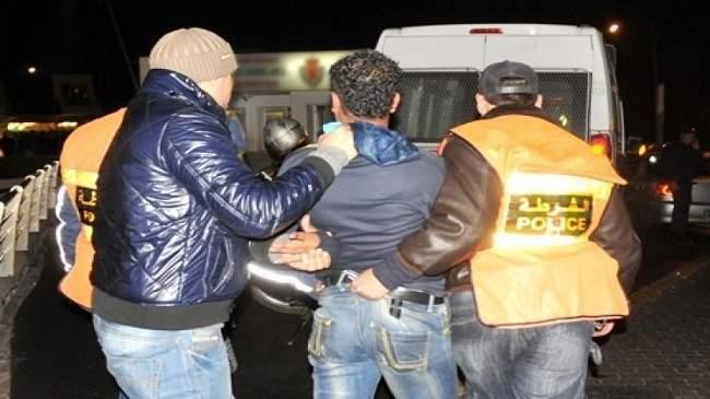 التفاصيل الكاملة لاعتقال 19 شخصا نشروا الرعب في سلا