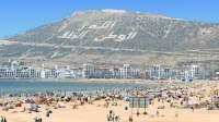 المغاربة يتصدرون قائمة السياح الوافدين على أكادير خلال يوليوز 2019