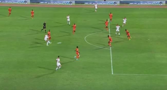 هدف عالمي لوليد الكرتي في أول مباراة له مع المنتخب في عهد خليلوزيتش