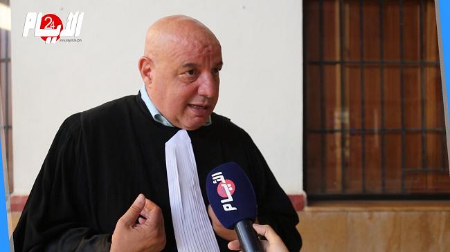 """المحامي زهراش: """"المحكمة رفضت طلب السراح المؤقت لبوعشرين"""""""