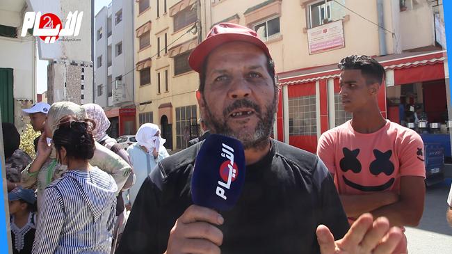 فيديو..أول ظهور للشاهد على مقتل صيدلانية رميا بالرصاص في الصخيرات