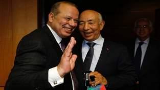 عمر فرج يغادر المديرية العامة للضرائب
